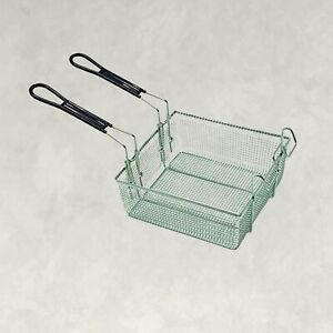 Double Basket fits 4 and 9-gal Bayou Classic Fryers