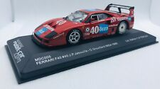 IXO 1/43 Model Car-Limited Ferrari F40 40 Imsa 1990 MDC005