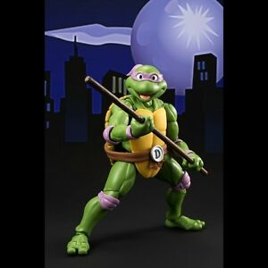 -=] BANDAI - TMNT Donatello FIGUARTS WEB EX [=-