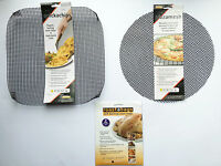 SUPER COMBO - QUICKA CHIP TRAY& PIZZA MESH OVEN SHEET & SELF ROASTING OVEN BAGS