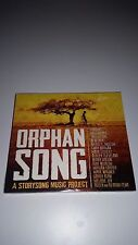 Orphan Song: A Storysong Music Project CD Newsboys Jamie Grace Morgan Harper NEW