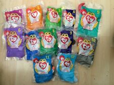McDonald's Ty Beanie Babies 1998 Complete Mint in Package