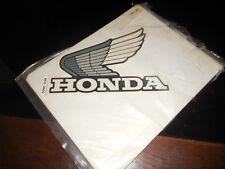 NOS Honda OEM MARK R. FUEL TANK Decal 1987 VF700 SUPER MAGNA 17532-MN0-300ZA