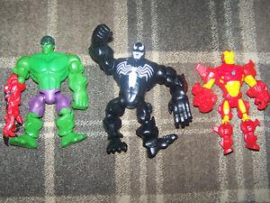 Super Hero Mashers Bundle!
