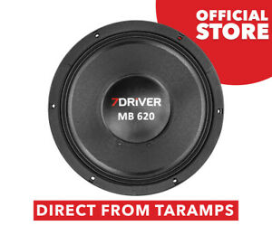 "7Driver 12"" MB 620 4 Ohm Speaker 620W RMS by Taramps Direct From Taramps"