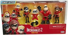 The Incredibles 2 Family 5 Pack Junior Supers Action Figures 3In Kids Toys Gift