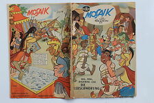 original MOSAIK Hannes Hegen Nr. 17 Dig Dag Digedag u.d. Verschwörung DDR Comic