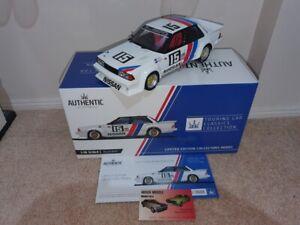 1:18 Authentic Nissan Bluebird #15 George Fury 1984 Bathurst Pole Winner