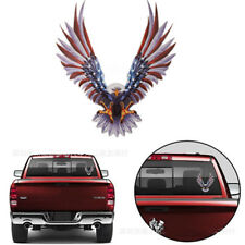 Sticker Decal Car Bumper Usa Eagle Tuning United States Flag For Pickup Truck