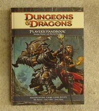dungeons & dragons players handbook  arcane divine martial heroes  book  4th ed