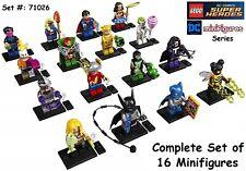 NEW  LEGO DC Comics Super Heroes 71026  Complete Set 16 Building Toy Minifigures