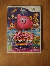 Kirby's Adventure (Nintendo Wii, 2011) - European Version