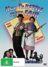 MA and PA Kettle at the Fair DVD [New/Sealed] ma & pa