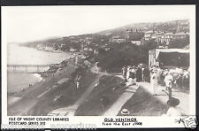 Isle of Wight Postcard - Old Ventnor From The East c.1908 - Pamlin Print  A3933