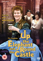 Up the Elephant and Round the Castle: Complete Series DVD (2016) Jim Davidson,