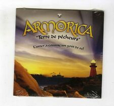 PROMO CD SINGLE (NEUF) ARMORICA TERRE DE PECHEURS  (SPECTACLE MUSICAL)