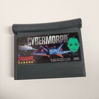CYBERMORPH Atari Jaguar 1993 - Cartridge Game Only 64 Bit