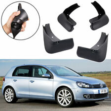 4x Car Mud Flaps Splash Guard Mudguard Fender for Volkswagen Golf 2009-2012 MK6