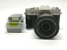 Fujifilm X-t20 Mirrorless DSLR Digital Camera + 16-50mm Lens Silver READ