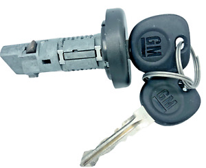 2007-2013 CHEVY SILVERADO TAHOE IGNITION LOCK CYLINDER CODED OEM NEW IL104