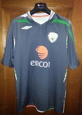 MAGLIA ORIGINAL - UMBRO - IRLANDA 2003/2004  trikot shirt soccer - Size L