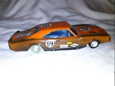 vintage 1/32 slot cars Eldon 68 Charger Body