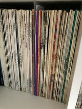 """50 x 12"""" Record Collection House Clearance Job Lot VINYL RECORDS"""