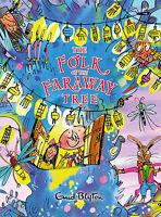 Enid Blyton's The Folk of the Faraway Tree A Stunning Full-Colour Hardback