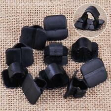 10pcs Engine Hood Insulation Pad Retainer Clips For VW Golf Jetta Passat Audi