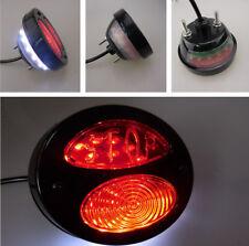 Motorcycle Tail Light Lamp Stop Lens 12Volt 35LED Brake lamp,License Plate Light
