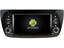 AUTORADIO Touch Android 8.0 Fiat Doblò  Navigatore USB SD Bluetooth