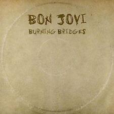 Bon Jovi - Burning Bridges - Damaged Case