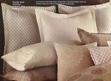 Nip Peacock Alley Chantilly Diamond Euro Pillow Sham (Pillow Not Included)