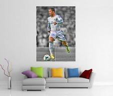 Ronaldo Cristiano Real Madrid Gigante Pared Arte Imagen Foto impresión Cartel
