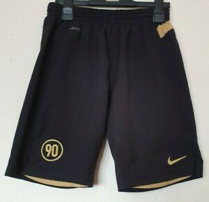 NICE PAIR OF BOYS NIKE FIT DRY BLACK SHORTS, SIZE M, AGE 10-11 YEARS, IN VGC