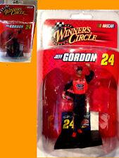 "Nascar Winner's Circle #24 JEFF GORDON 2008 Figurine 3"" Statue 70610 NEW Toys"
