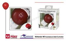 Nintendo Wii Controller Attachment Kookaburra Cricket Ball  BNIB Video Games