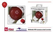 Nintendo Wii Controller Attachment Kookaburra Cricket Ball Video Games