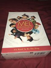 Mel Brooks Box set Collection Includes Blazing Saddles (DVD, 8-Disc Set) New