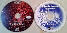 3 PROMO Christmas CDs choral Xmas carols 1 with box, 2 without box or sleeve