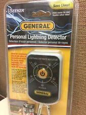 General Ld7 - *New* Lightning Seeker Personal Lightning Detector