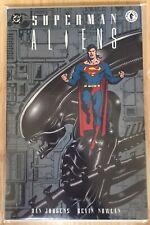 Superman/Aliens (Superman vs Aliens) Book One (DC/Dark Horse Comics)