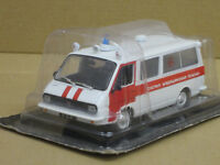 RAF 22031 Ambulanz-- weiß/rot-- 1/43--IXO/IST/Kultowe Auta--NEU--OVP