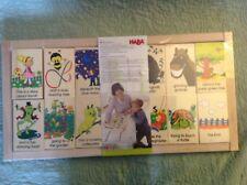 HABA Wooden Story Blocks - Home schooling