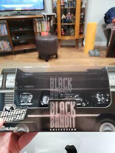 Greenlight Motor World Black Bandit Collection Volkswagen 1:64