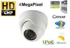 Dahua OEM 4MP IR Eyeball IP Camera: 2.8mm, IP67, WDR, PoE/12V DC, 30m Infrared