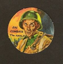 Combat! Rick Jason Rare 1960s TV Show Disc Card
