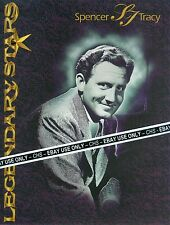 """RARE!! SPENCER TRACY 8x11 PROMO SHEET """"DR. JEKYLL AND MR. HYDE"""" """"BOYS TOWN"""""""