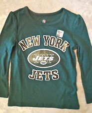 new NEW YORK JETS  size 18-24 mo Graphic  l/s shirt (NFL Team Apparel)