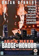 Jack Reed: Badge of Honour DVD (2000) Brian Dennehy, Connor (DIR) cert 15